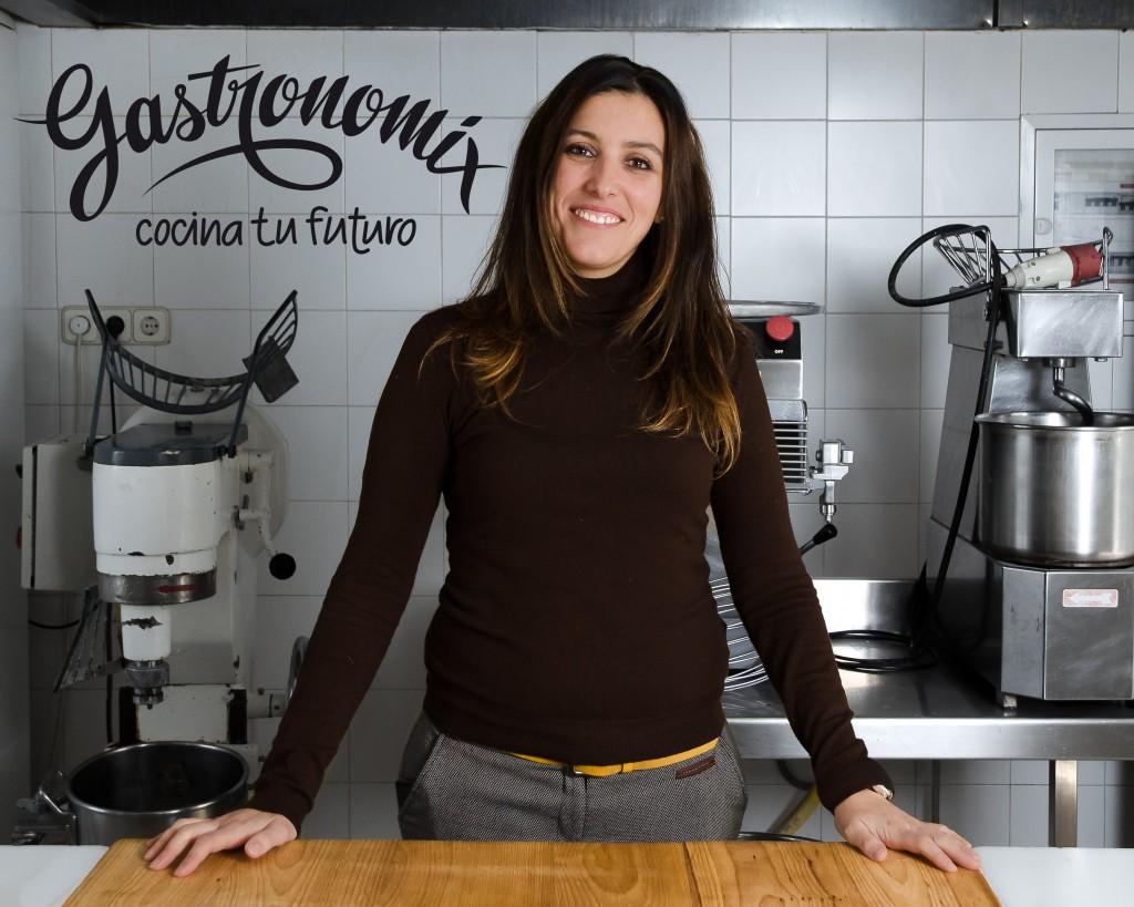 Nuria martín y proyecto gastronomix
