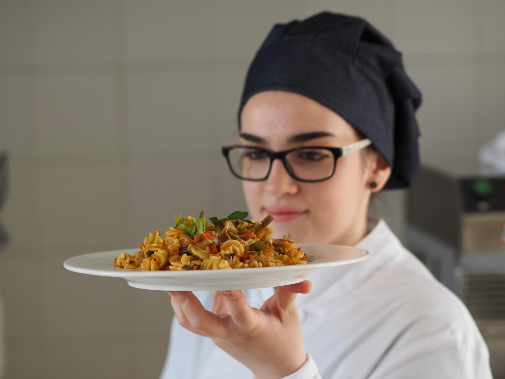 Alba Garcia Proyecto Gastronomix