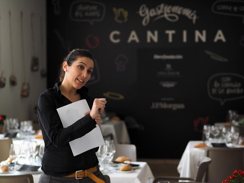 Nuria Martín by gastronomix