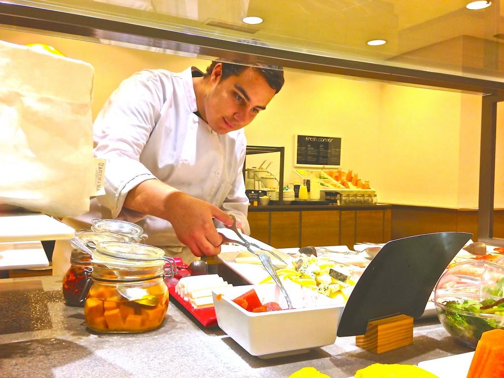 Roberto Sierra by gastronomix