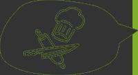 Logotipo registrado por la Escuela-Cantina Gastronomix de Madrid